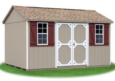 Storage Sheds by the Amish