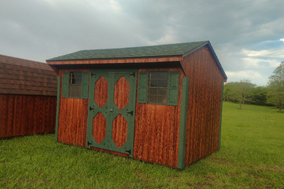 Buy Quaker Wooden Shed in Buffalo MO