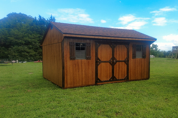 Quaker Wooden Shed For Sale in Carthage MO