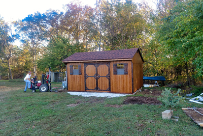 Quaker Wooden Shed For Sale Near ME
