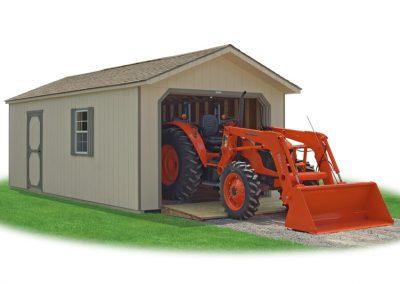 Amish Built Garages