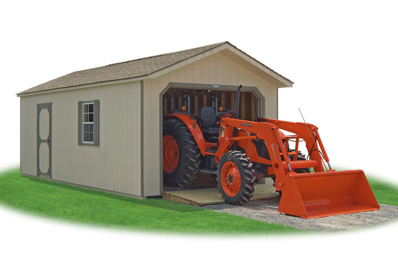Portable Garages in Missouri