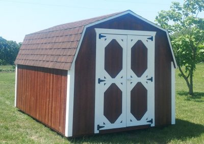 Buy Mini Barn Shed Kits and Sheds