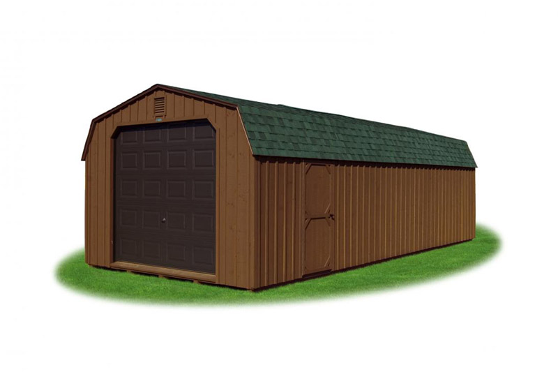 Customized Portable Garages in MO
