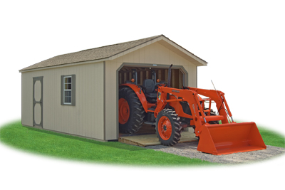 Portable Cottage Garage MO