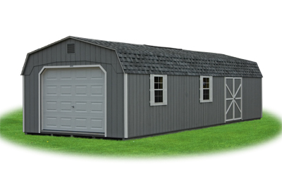 Dutch Barn Garage Shed For Sale in Stockton MO