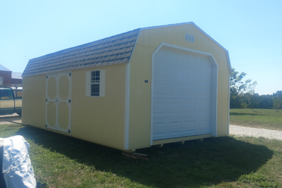 Dutch Barn Prefab Garages For Sale Now