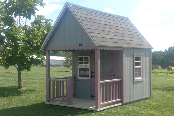 Portable Playhouse MO