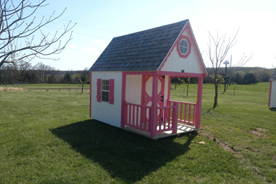 Portable Playhouse Custom Built