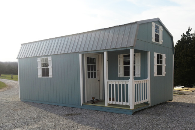 Buy Prefab Cabins in Carthage MO