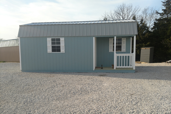 Buy a Prefab Animal Shelter in MO