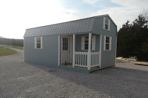 Buy Portable Cabin Sheds in MO